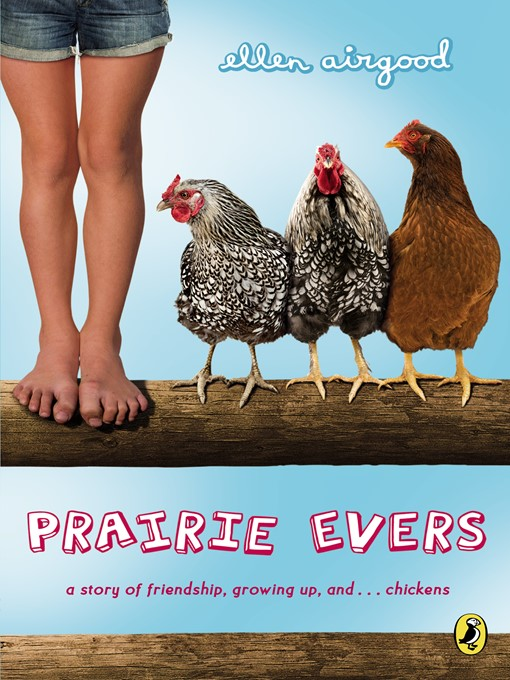 Title details for Prairie Evers by Ellen Airgood - Available